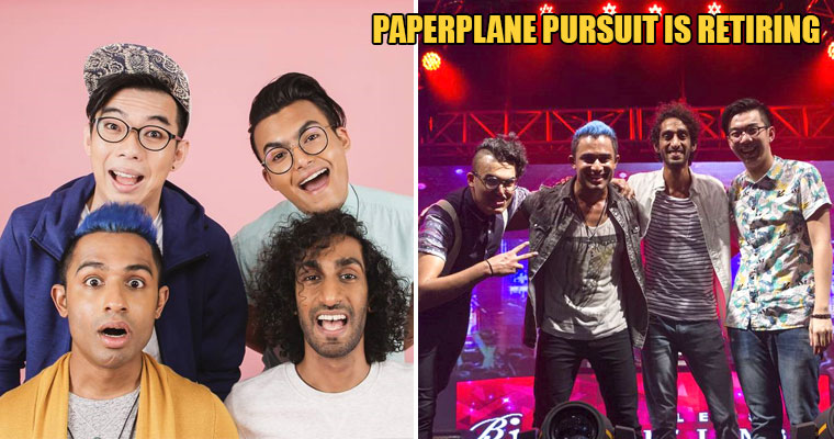 Paperplane Pursuit: The Inspiring Story of How a Few M'sian Guys Ended Up Beating Maroon 5 on US Billboard Charts & More - WORLD OF BUZZ