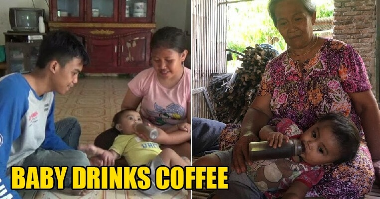 Parents Feed Baby Daughter with 1.5 Litres of Coffee Every Day As They Could Not Afford Milk - WORLD OF BUZZ 3