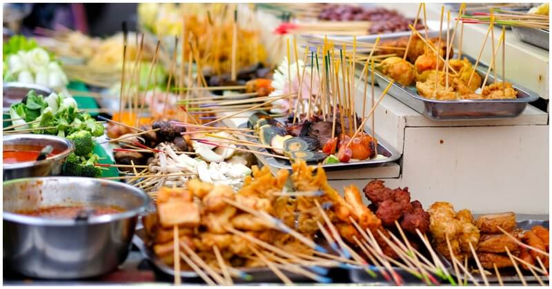 Penang, KL Listed As World's Best Street Food UK Based Travel Site - WORLD OF BUZZ 3
