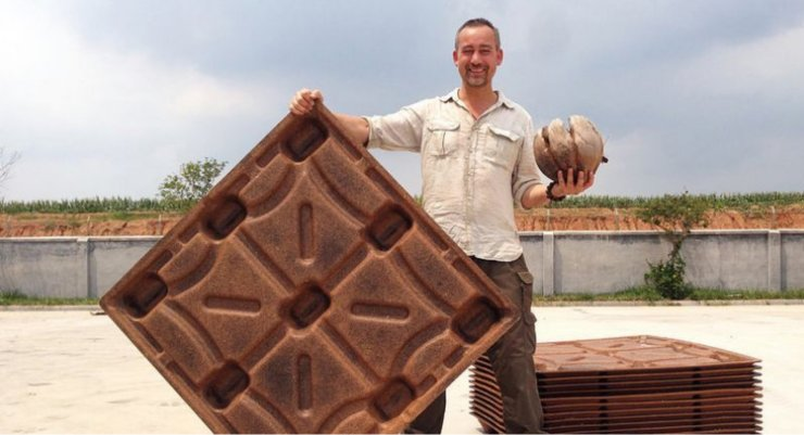 Recycled Coconut Husks can Replace Wood - WORLD OF BUZZ 2