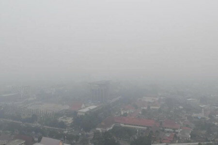 Riau Officially Declared State Of Emergency From Haze, Government Starting Evacuations Immediately - WORLD OF BUZZ 3