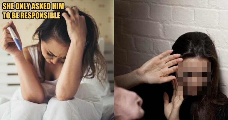 Setapak Pregnant Teen Beaten Up by Boyfriend & 2 Men Because He Didn't Want to Take Up The Responsibility - WORLD OF BUZZ