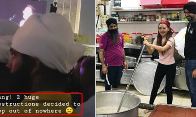 S'gporean Influencer Made Unintentional Racist Remark About Sikhs But They Invited Her to Learn About Their Culture - WORLD OF BUZZ