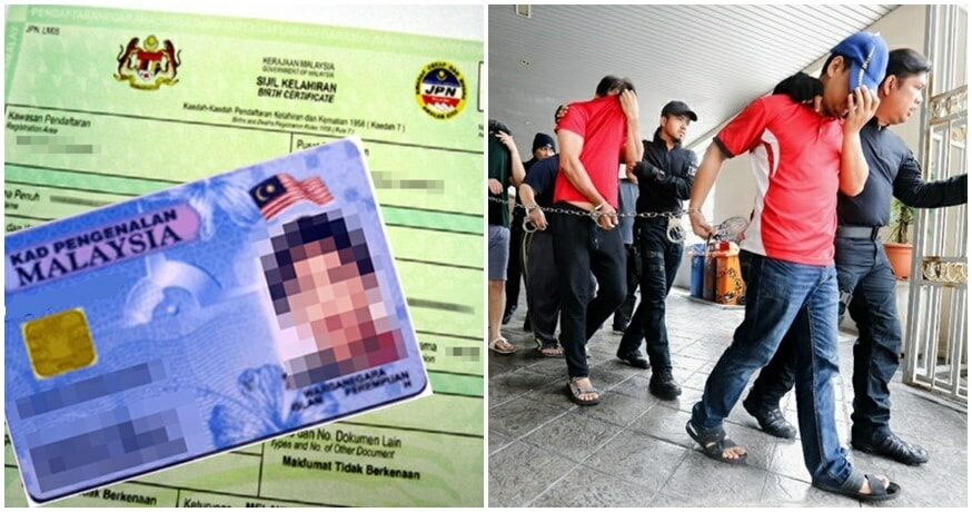 Six Men Including A Deputy Director of JPN Were Arrested For Selling Forged Documents, Earning Up to RM600k - WORLD OF BUZZ