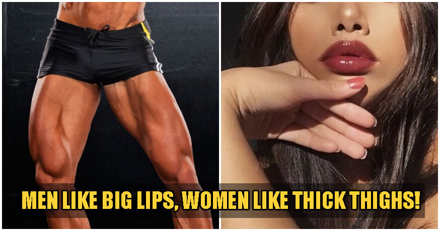 Study 85 Of M Sian Women Prefer Men With Thicc Thighs And Dark Skin As They Have Better Skills In Bed World Of Buzz See over 27,198 thick thighs images on danbooru. of m sian women prefer men with thicc