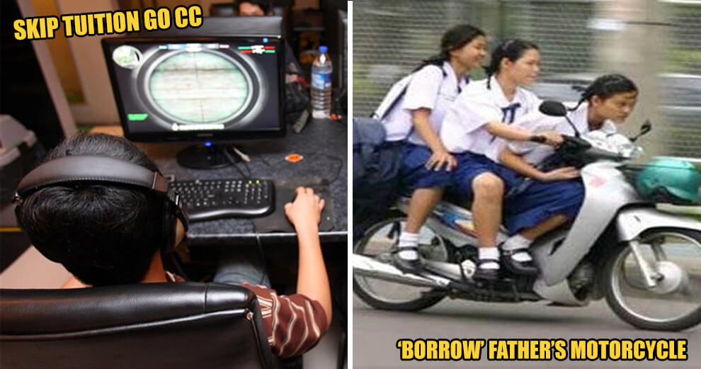 [TEST] 5 Naughty Things Malaysians Did Growing Up We Pray to God Our Parents Never Find Out About - WORLD OF BUZZ 23