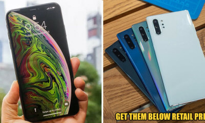 [Test] Here's How M'sians Can Buy A New Iphone Xs, Samsung Note 10 & More For Way Below Market Price Today - World Of Buzz 20