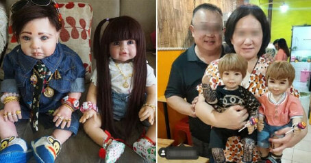 Thai Child God Dolls Possessed by Spirits for Luck & Wealth Are Allegedly Making a Comeback in Malaysia - WORLD OF BUZZ 1
