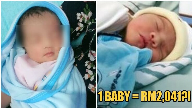 There's an Actual Facebook Page Selling Babies Online for RM2,000 Each - WORLD OF BUZZ 2