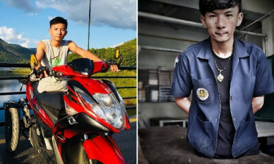 This Determined Young Man Born with Half a Body is Looking for Internship & Netizens Are Inspired - WORLD OF BUZZ 3