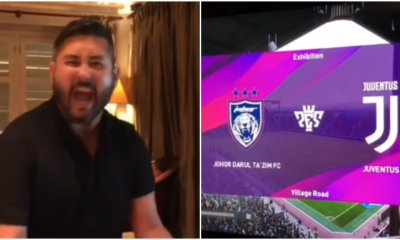 TMJ Gets First Taste Of Playing JDT In Pro Evolution Soccer 2020, Scores Against Juventus While Doing It - WORLD OF BUZZ 8