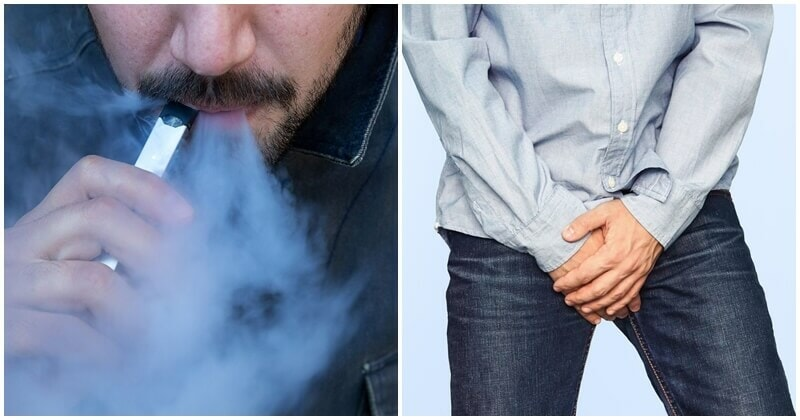 Vaping May Cause Male Infertility According To ObGyn Doctor - WORLD OF BUZZ 8