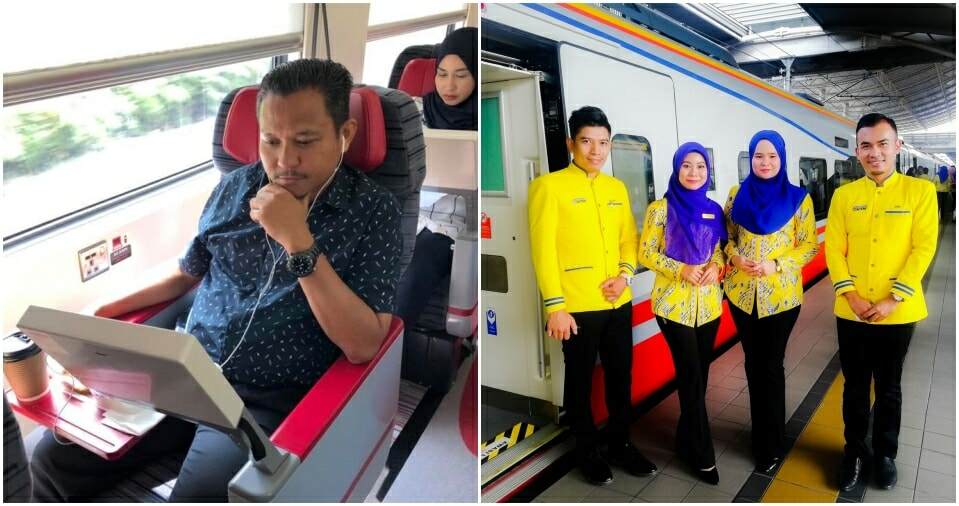 You Can Now Take A Single-Seater Business Class Ktm Train From Kl To Perlis! - World Of Buzz 5