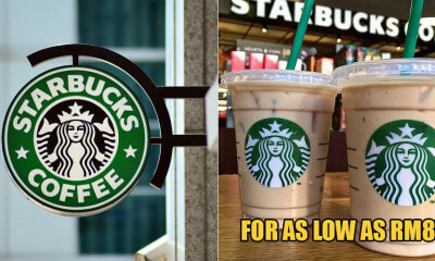 It's #WorldCoffeeDay & Starbucks Is Offering A Deal For As Low As RM8 Per Coffee! - WORLD OF BUZZ