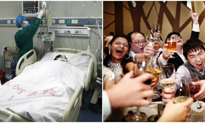 19yo Boy Fell Back Into Coma Because His Family Cheered For Him When He Woke Up - WORLD OF BUZZ 6