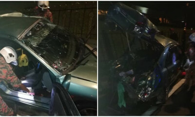 5 JB Boys Tragically Killed When Driver Loses Control Of The Car And Slams Into Bus On Opposite Lane - WORLD OF BUZZ 3