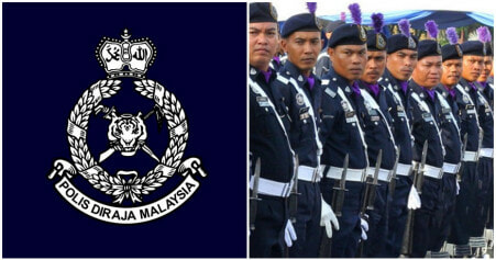 5 Police Officers Including 2 High Ranking Officials Test Positive For Drugs, Say PDRM - WORLD OF BUZZ