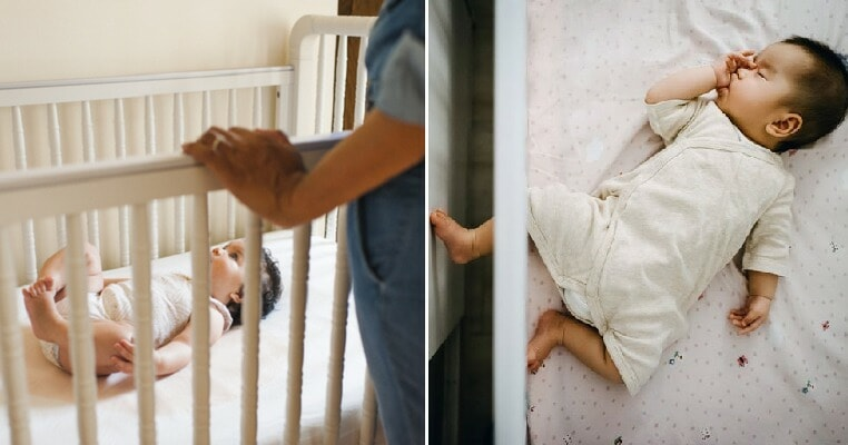 7-Month-Old Baby Suffocated To Death After She Rolled Over & Got Trapped In Bed Gap - World Of Buzz 3