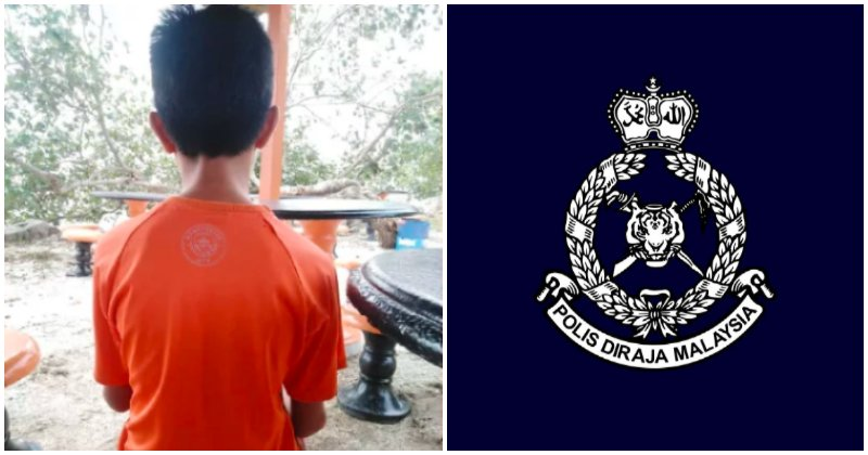 PDRM In Search of M'sian Religious Teacher Who Abused & Broke 13yo Student's Hand - WORLD OF BUZZ