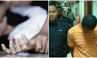 M'sian Fisherman Sentenced To 202 Years In Jail After He Molested, Raped & Took Nude Photos of Stepdaughter - WORLD OF BUZZ