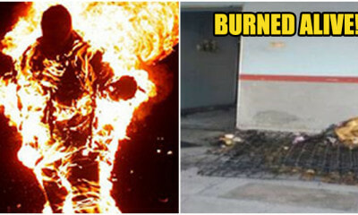 Wifey Was Burned ALIVE By Indone Husband - WORLD OF BUZZ