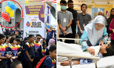 Balloon Explosion in Putrajaya Seriously Injured 16, Including a 4-Year-Old When Lighter Was Used to Cut Rope - WORLD OF BUZZ 3