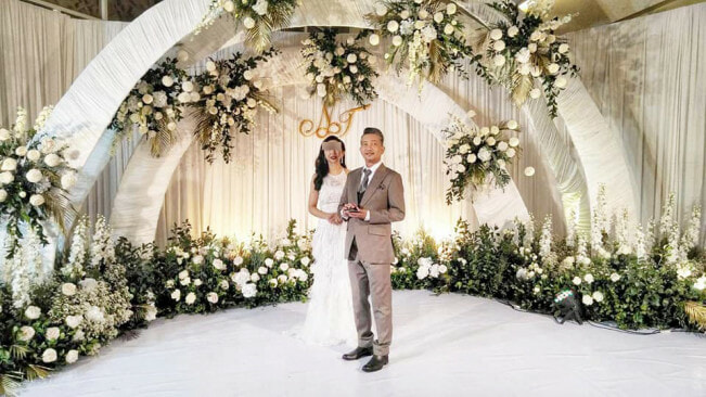 'Billionaire' Groom Runs Away During Lavish Wedding & Leaves Bride with Huge RM480K Bill - WORLD OF BUZZ 1