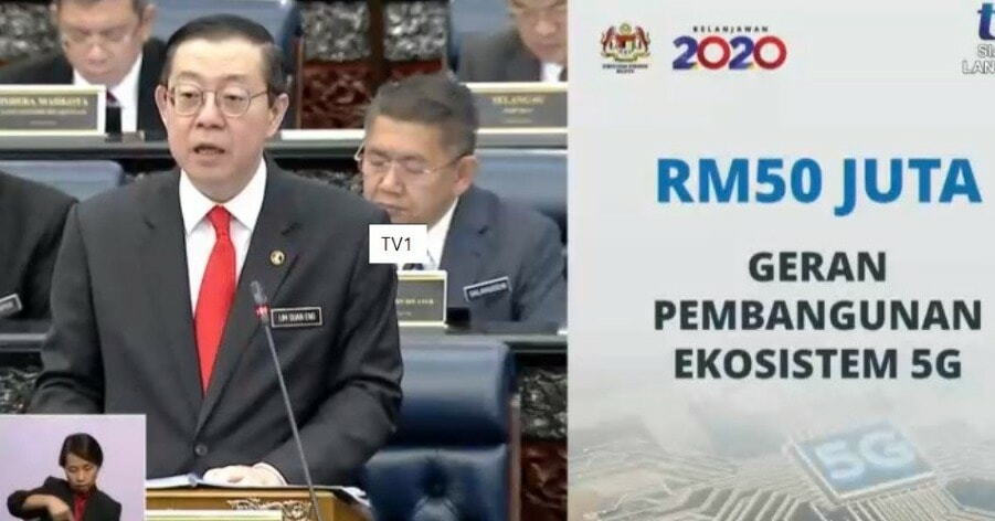 Budget 2020: RM50 Million to Upgrade 5G Infrastructure & Fibre Optics in Malaysia - WORLD OF BUZZ 2