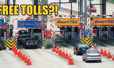 Budget 2020: Tolls will be FREE During Non-Peak Hours! - WORLD OF BUZZ