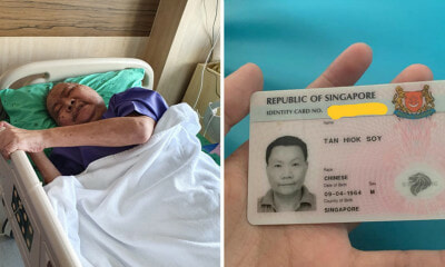 Cancer-Stricken Singaporean Elder Living in Bangkok Seeks Help Reuniting with Family Before It's Too Late - WORLD OF BUZZ 3