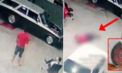 Shocking Video Shows Car Clutch Explode & Hits Man's Head, Killing Him Instantly During Dyno Test - WORLD OF BUZZ