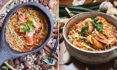 Did You Know Another Popular M'sian Dish, The Sarawak Laksa is a Firm Favourite in Beijing? - WORLD OF BUZZ 6
