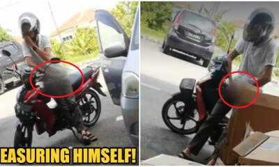Disgusting Sarawak Man Masturbates In Front Of Woman At A Convenience Store - WORLD OF BUZZ 2