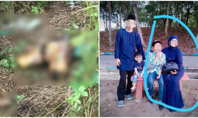 Dismembered Naked Body Revealed To Be Parts Of A Mother & Child, Brutally Murdered By Aggressive Father - WORLD OF BUZZ 4