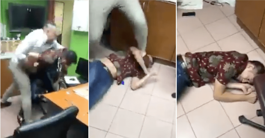 Doctor Beaten Up At His Clinic After He Allegedly Slept With Someone's Wife - WORLD OF BUZZ 5