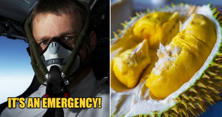Canadian Pilot Had to Declare In-Flight Emergency When He Couldn't Stand the Smell of Durian in Plane - WORLD OF BUZZ