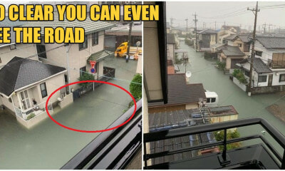 Even After Typhoon Hagibis, Japanese Streets Are Still So Clean & Netizens Are Amazed - WORLD OF BUZZ