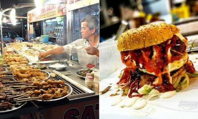 Singapore WaRanked No 1 In World For Street Food & M'sian Didn't Even Make It Into The List - WORLD OF BUZZ