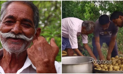 Famous Youtuber Grandpa Shares One Of His Final Recipes Loved By Orphans Before Heartbreaking Death - WORLD OF BUZZ 3