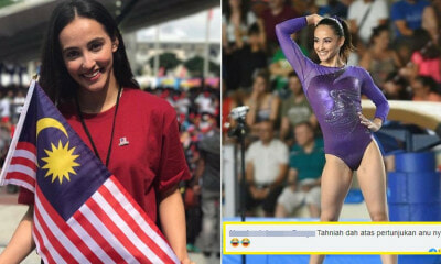 Farah Ann Makes It To The OLYMPICS But Malaysians Are Shaming Her For Wearing A Leotard - WORLD OF BUZZ