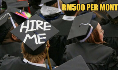 Budget 2020: Unemployed Graduates Whom Enter First Job Will Get RM500 Per Month For 2 Years - WORLD OF BUZZ
