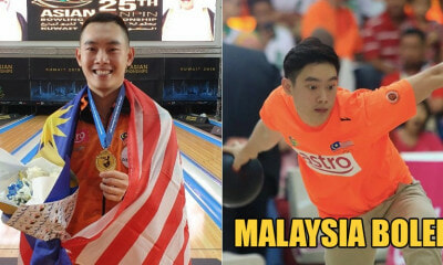 M'sian Athlete Makes Us Proud By Winning Gold Medal At International Bowling Championship - WORLD OF BUZZ