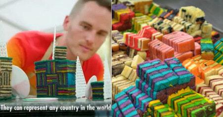 Sarawakian Kek Lapis Gets Featured On Famous British Baking Show & We're Proud AF - WORLD OF BUZZ