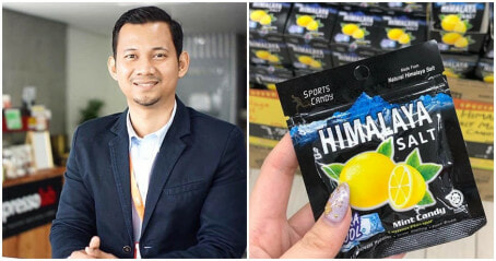 Himalaya Salt Candies May Lead To Increased Risk of High Blood Pressure, Says M'sian Dietician - WORLD OF BUZZ