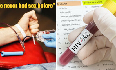 HIV-Positive Man Lies About Sexual History & Donates Contaminated Blood - WORLD OF BUZZ