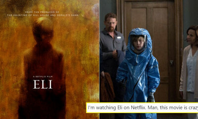 """I swear I saw demons from the corner of my eye,"" Says Netizen Who Watched New Netflix Horror Movie - WORLD OF BUZZ"