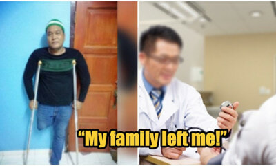 """I'm A Lonely Man,"" Says M'sian Man Despite Winning RM 1.3 Million In Misdiagnosis Lawsuit - WORLD OF BUZZ"