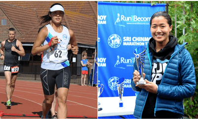 Johor Lady Runs 185.9km For 24 Hours, Came In 3rd And Broke 6 Malaysian Records - WORLD OF BUZZ 5
