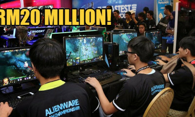 Lim Guan Eng in Budget 2020: RM20 Million Will Be Allocated to E-Sports - WORLD OF BUZZ