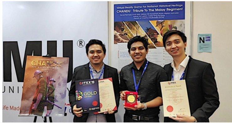 Malaysian Students Design Leftenan Adnan Virtual Reality - WORLD OF BUZZ